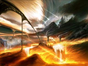 Kingdom of lava