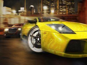 "Race cars in ""Midnight Club"""