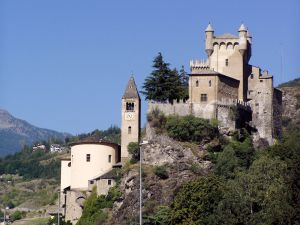 Castle of Saint-Pierre (Aosta Valley, Italy)