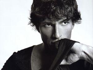 Andrés Velencoso, model
