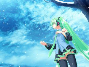 Miku Hatsune (Vocaloid)