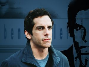 The American actor Ben Stiller