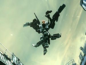 Killzone, flying