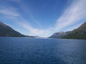 Huechulafquen Lake (Argentina)
