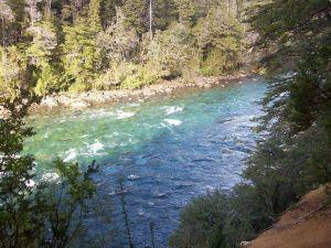 Arrayanes River (Argentina)