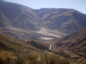 Los Cardones National Park, Salta, Argentina