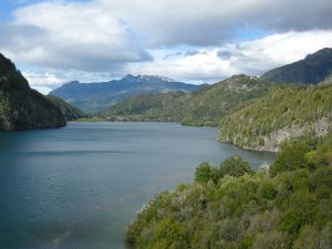 View of Lago Verde (Argentina)