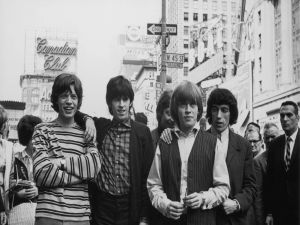 The Rolling Stones young