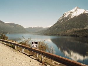 Gutiérrez Lake (Río Negro, Argentina)