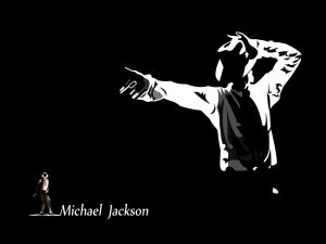 The dance of Michael Jackson