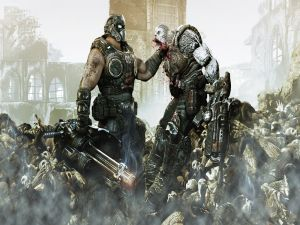 "Fighting ""Gears of War"""