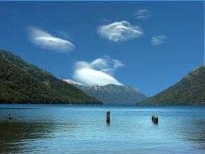 Traful Lake, Argentina