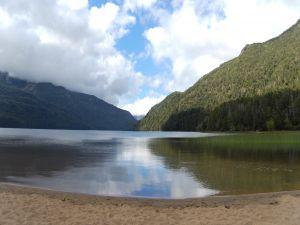 Falkner lake (Neuquén, Argentina)
