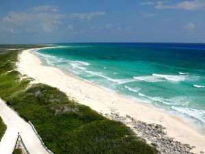 Punta Sur Beach (Cozumel, Mexico)