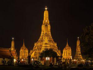 Wat Arun Temple (Bangkok, Thailand)