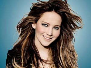 "The beautiful actress ""Jennifer Lawrence"""