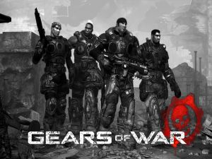 "Soldiers ""Gears of War"""