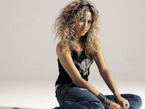 """The singer """"Shakira"""""""