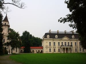 A beautiful palace