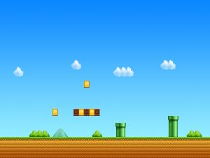 Screenshot Super Mario