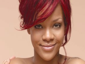 Rihanna happy