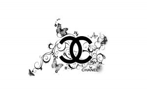 Chanel and butterflies
