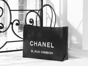 Chanel, shopping bag
