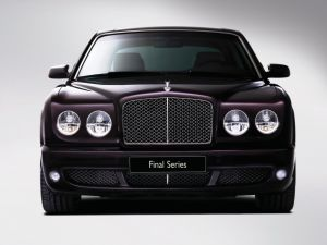 "Bentley Arnage ""Final Series"""