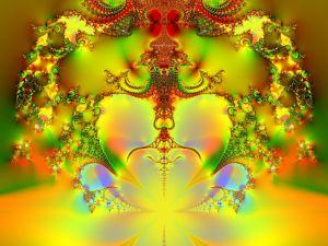 Buddha fractal