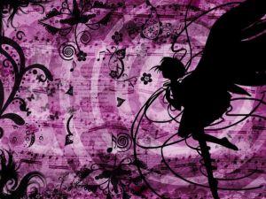 Fairy of music