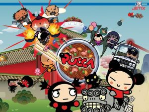 Pucca, television series