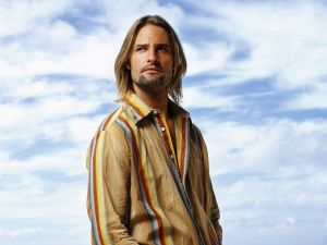 The actor Josh Holloway