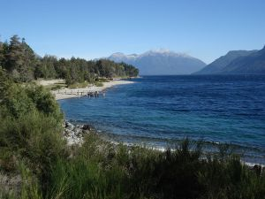 Traful lake (Neuquén, Argentina)
