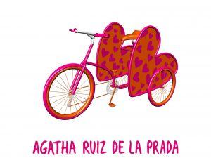 Bicycle Agatha Ruiz de la Prada