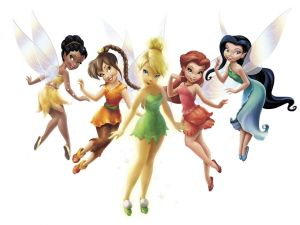 Little fairies Disney