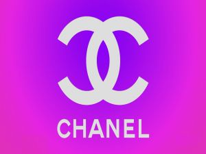 Chanel in pink