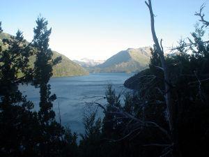 Mascardi lake (Río Negro, Argentina)