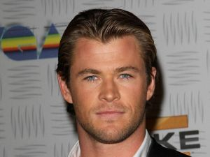 The Australian Chris Hemsworth