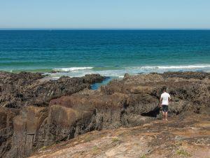 As Furnas beach (Galicia, Spain)