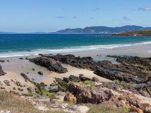 Río Sieira beach (Galicia, Spain)