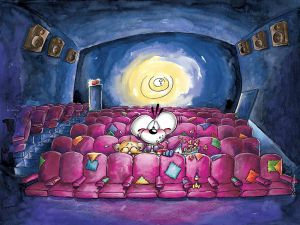 Diddl in the cinema