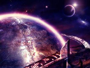 Planetary base