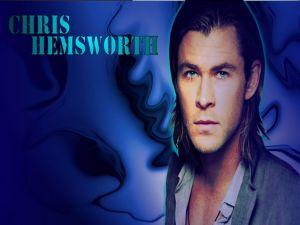 The actor Chris Hemsworth