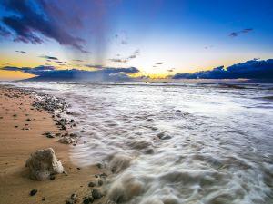 Coast of Maui, Hawaii