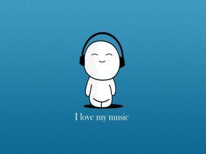 I love my music