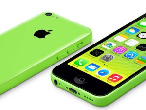 Green iPhones