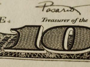 100 U.S. dollar