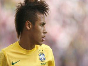 Neymar, brazilian footballer