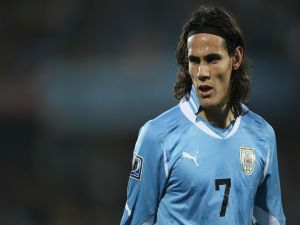 Edinson Cavani (Uruguay national football team)