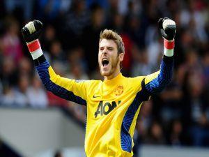 David de Gea, Manchester United goalkeeper